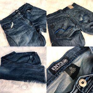 EUC Enyce Jeans Size 36
